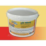 Средство снижения уровня pH Crystal Pool pH Minus 1 кг Харьков фото
