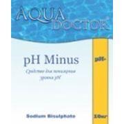 AquaDOCTOR™ pH Minus - Средство для понижения уровня рН. Гранулированный состав.\5кг фото