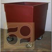Контейнеры на колесах для мусора фото
