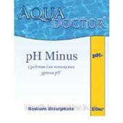''AquaDoctor pH Minus'' средство для понижения уровня pH фото