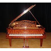 Рояль на концерт аукцион съемки фото