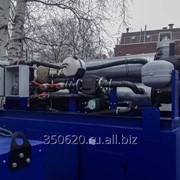 Когенерационная установка с тепловым модулем ФАС-ТМ100, 65 кВт тепла фото