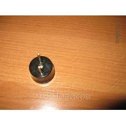 Вилка круглая латунный контакт № 029 л фото