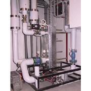 Монтаж систем теплоснабжения, узлов учета тепла и воды фото