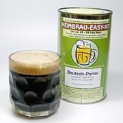 Солодовый охмеленный экстракт Deutsch-porter фото