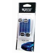 Ароматизатор воздуха на дефлектор Vent Sticks New car (FSH-5602) KOTO фото