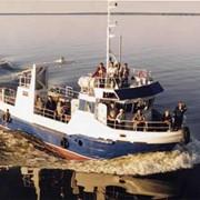 Траулер малый рыболовный для прибрежного лова (проект МРТ-К) фото