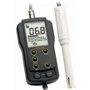 PH-метр/кондуктометр/термометр портативный водонепроницаемый HI 9813-5N (pH/EC/TDS/T) фото