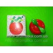 Кухонный механический таймер «Яблоко красное» фото