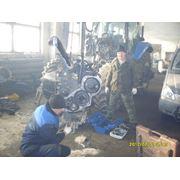 Сервисное обслуживание ремонт c/х техники Case New Holland фото