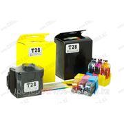 Набор для заправки BURSTEN Plug-n-Print к картриджам HP Color на 2 заправки фото