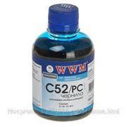 Чернила WWM CANON CL-52/CLI-8PC Photo (Cyan) (C52/PC) фото
