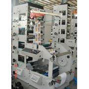 5-ти красочная Флексографская печатная машина ATLAS-650 фото