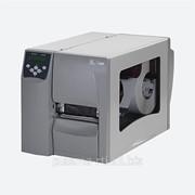 Промышленный термотрансферный принтер фото