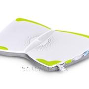Охлаждающая подставка для ноутбука Deepcool E-LAP Green 15.6, код 118867 фото