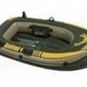 Надувная лодка Intex 68345 Seahawk 1 (193х108х38см) фото