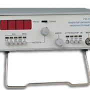 Генератор сигналов низкочастотных Г3-131 фото