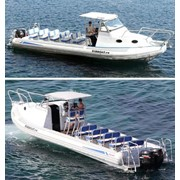 Лодки класса RIB. фото