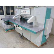 Бумагороезальная машина PERFECTA 115 TVC-2 1993год+Джоггер фото