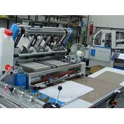 Полуавтоматический комплекс по производству крышек DARIX 46х70 фото
