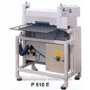 Электро-пневматическая машина для установки металлических планок PGA P 510 E фото