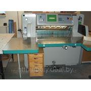 Бумагороезальная машина PERFECTA 92 TVC 2005 год большие столы фото