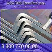 Уголок стальной 32x25x2 мм ГОСТ 19772-93 фото