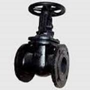 Задвижки чугунные РУ-10 диам 150 фото