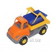 Автотранспортная игрушка Автомобиль - коммунальная спецмашинаЛеонПолесье фото