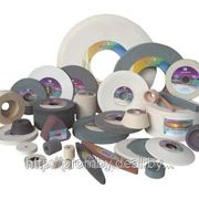 Круги шлифовальные, наждачные (ПП) 100 х 20 х 20 25А (на керамической связке) фото