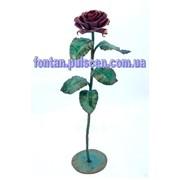 Подарок для девушки Кованые розы Киев Винница Черкассы Луцк Одесса фото