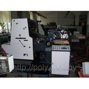 Листовая офсетная печатная машина YIYING Guanghua PZ 1650 фото