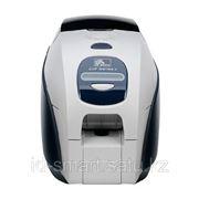 Принтер двусторонней печати на пластиковых картах Zebra ZXP3 DS фото