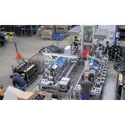 Хранение продукции. Компания Ренус Ревайвел ООО предлагает полный спектр логистических услуг фото