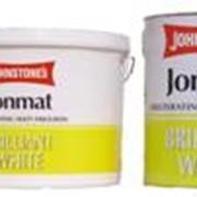 Краска водоэмульсионная JONMATT PREMIUM CONTRACT MATT, цвет - бриллиантовый белый фото