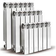 Радиаторы алюминиевые Roca Condal 6 секций фото