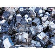 Переплав стружечных отходов на основе алюминия фото