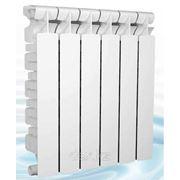 Алюминиевые литые радиаторы для систем с высоким давлением GENIALE фото