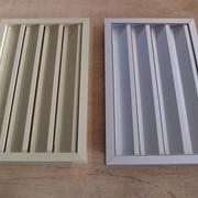 Решетки алюминиевые фото