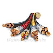 Промышленный кабель фото