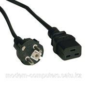 Кабель Tripplite (P050-008) AC Power Cord, SCHUKO/C19, 250V, 10A фото