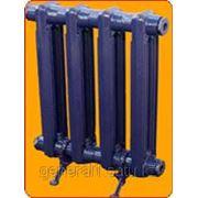 Радиатор чугунный отопительный 2КП-100-90 х 500 фото