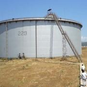 Зачистка резервуаров от отходов нефтепродуктов фото