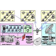 Проектирование монтаж и техническому обслуживанию станций спутниковой связи фото