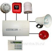 Система звукового оповещения и видеорегистратора фото