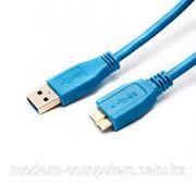 Переходник, MICRO-A USB на USB 3.0, SHIP, US007-1.2B, Блистер, 1.2 м фото