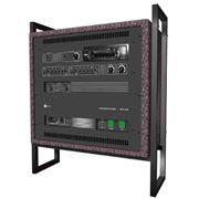 Установка системы звукового оповещения и видеорегистратора фото