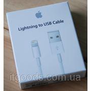 Lightning USB кабель Apple iPhone 5 iPod touch 5g nano 7 фото