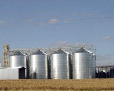 Цена хранения зерна на элеваторе ленточные транспортеры фундаменты