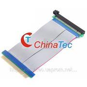 Райзер PCI-E 16X шлейф-удлинитель для видеокарты фото